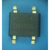 China DBS SERIES General Purpose Rectifier Diode Single Phase Bridge DB105S DB106S DB107S on sale