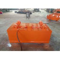Quality Steel Ingot Billet Lifting Magnets Double T Beam Copper Conductor Coil For Cranes for sale
