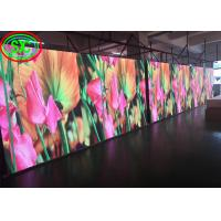 China 1200cd/㎡ Brightness Led Video Wall Display SMD2121 High Refresh Rate 3840hz on sale