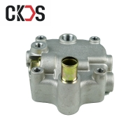 Quality Air Brake Compressor Cylinder Head Upper For Hino 700 E13C Engine 29110-1890 for sale