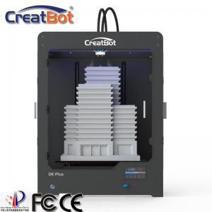 Quality Digital High Precision CreatBot 3D Printer Big Printing Size 350W Gross Power for sale