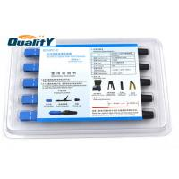 Buy SM / MM Fiber Optic Fast Connector For 2.0/3.0 FTTH optic fiber fast connector at wholesale prices