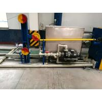 Quality Iron Servo Direct Connection Straight Line Wire Drawing Machine For Nails , Low Noise for sale