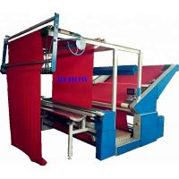 Buy cheap Open Width Knitted Fabric Inspection Machine 3600*3000*2000mm With Tension from wholesalers