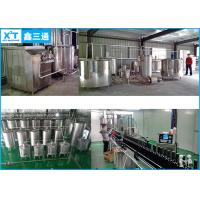 Buy cheap Heating Heat Insulation Deployment in one Electric Heating Mixing tank for Mixed Milk from wholesalers