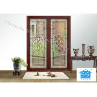 Quality Fire Rated Door Glass Panels , Residential House Translucent Glass Panels for sale
