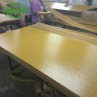 Quality Beautiful Veneer plywood/Fancy plywood for Furniture  from Greentrend for sale