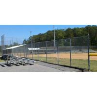 Quality china competitive price electric galvanized chain link fence for project for sale