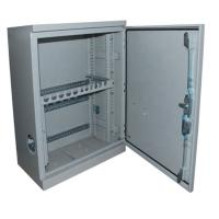 Buy cheap Wall Mountable Small Size Standard Network Server Cabinet For Network Center from wholesalers
