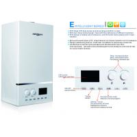 China Intelligent Program Wall Hung Gas Boiler Protect Family Safety Micro - Computer Control on sale