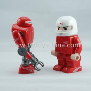 Quality Detachable action figures with articulation plastic pvc little size toys figure for sale