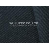 China Winter Clothing Material Overcoat Popular Fabric 100% Cotton Melange Fabric on sale