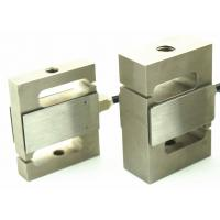 Buy cheap 100N,250N,500N 5KN S Type Force Sensor high accuracy S load cells from Wholesalers