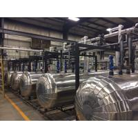 Quality Rubber Vulcanizing Chemical Autoclave with safety interlock and fully automatic, CRN standard for Canada for sale