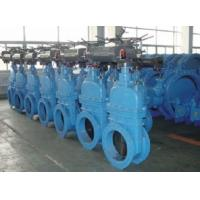 Quality SUFA Brand Flange Electric Motor Operated Valve Resilient Seated Gate Valve for sale