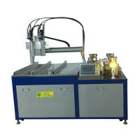 China XHL-2000G-1 Battery Glue Potting Machine glue dispensing machine glue dropping machine on sale