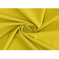 Laminated Cotton Jersey Fabric Organic Breathable With 0.02mm TPU Membrane