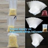 Quality Environmental Protection Plastic PVA Dog Type Water Soluble bags, Natural Water Soluble Laundry bag, Water soluble laund for sale