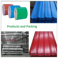 High Quality Corrugated Galvanized Steel Roofing Sheet for Africa
