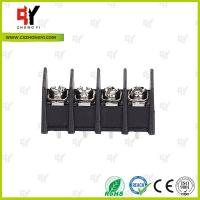 Quality 300V / 30A 9.5mm  Connector Terminal Block PA66 UL94V-0 Material for sale