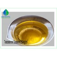 Quality Muscle Building Steroids Oil Injectable Liquid Testosterone Sustanon 250mg/Ml for sale