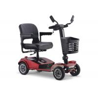 Quality ABS Shell Electric Mobility Scooter 500W Motor 8-12 Hours Charging Weight 104kg for sale