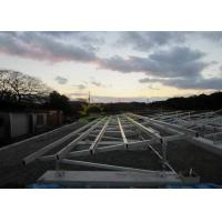 Quality Tilt Frame Ballasted Solar Racking For Pitched Rooftop for sale