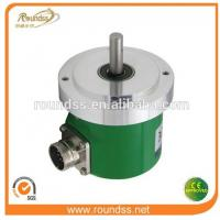 Quality 500 ppr 8mm Solid Shaft Sealing Incremental Heavy Duty Encoder for sale