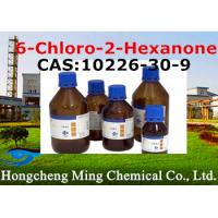 Quality Pharmaceutical Intermediate 6- Chloro-2- Hexanone CAS 10226-30-9 Peripheral Vascular Disease for sale