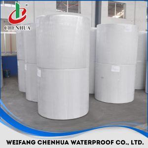 Quality Staple Polyester nonwoven felt for app bitumen membrane for sale