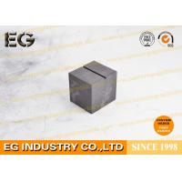 Quality Pure Carbon Graphite Plate Custom Size For Electrolysis 500 PPM Ash Content for sale
