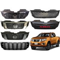 Quality Auto Replacement Parts Upgrade Front Grille for Nissan NP300 Navara 2015 Frontier for sale