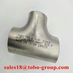 Quality tee 1-1]4'' sch10 duplex 2507 ansi b16.9 for sale