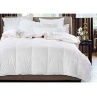 China 100% Cotton 200x230cm Duck And Feather Duvet on sale