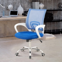 Quality Sliding Seat Cushion Revolving Ergonomic Mesh Office Chair With 3d Adjustable Armrests for sale