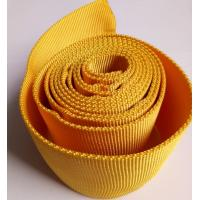 Quality Industrial Nylon Hollow Ribbon Nylon Tube Webbing For Pipe Sleeve for sale