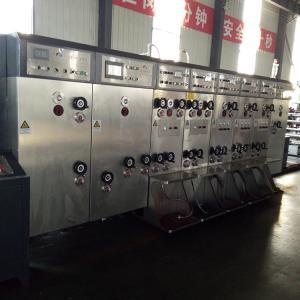 Quality Full Automatic Carton Box Slot Die Cutting Machine 1 Year Warranty for sale
