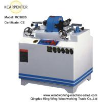 Buy cheap Wooden broom stick making machine MC9020 with working diameter range 6-20mm from Wholesalers