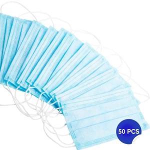 Quality Hospital Protective Face Masks Anti Virus Medical Respirator Mask Lightweight for sale