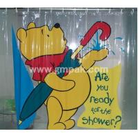 Quality PVC Shower Curtain for sale