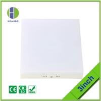 China Expert factory,celling Light 3inch square,manufacturer kinds of LED lighting,CE approvd on sale