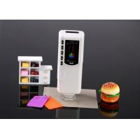 Handheld Colour Measurement Device Portable With White Calibration Cover