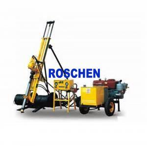 China Geological Exploration Core Drilling Rig Machine For Standard Penetration Test Sampler on sale