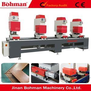 China Four Head Seamless PVC Windows Welding Machine on sale