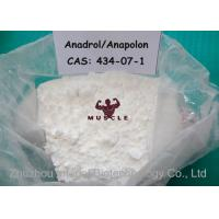 Quality Medical Oral Bodybuilding Steroids , Safest Anadrol Anabolic Steroid CAS 434-07-1 for sale