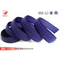 China 100% Nylon Hook And Loop Tape Fasteners For Garments And Gardern Use on sale