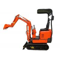 Quality Yanmar Diesel Engine 800KG Medium Sized Excavator for Rent / Home Use for sale