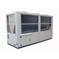 China Cooling and Heating Air Cooled Scroll Chiller With Hydrophilic Aluminium Fins Condenser on sale