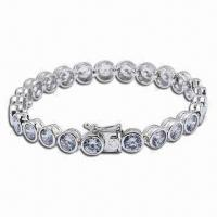 Quality Bracelet, Made of 925 Sterling Silver for sale