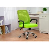 Quality Breathable Executive Rolling Laboratory Wheeled Computer Chair for sale